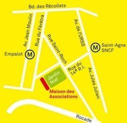 Découvrez la maison des associations   Toulouse La Ville Rose   Scoop.it