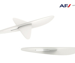 Air France's cutlery can transform into a toy plane | Heron | Scoop.it