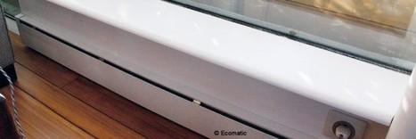 La plinthe électrique pour chauffer le logement | Conseil construction de maison | Scoop.it