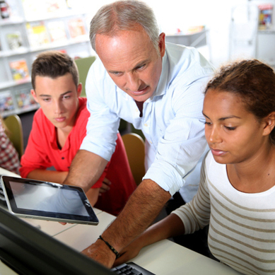 How Tomorrow's Tech Helps Teachers Today | Educational Leadership and Technology | Scoop.it