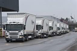 Scania passe au bioéthanol pour son propre transport routier   Eco transport et logistique   Scoop.it