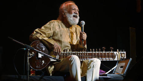 Indian Sitar Master Ravi Shankar Dies at 92 | NBC 10 Philadelphia | OperaMania | Scoop.it