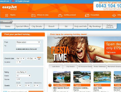 EasyJet Holidays to become tour operator   Veille touristique   Scoop.it
