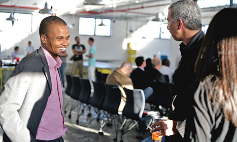 African accelerator weaves loose strands of local startup scene together | Afrique 2.0 - Ça bouge ! | Scoop.it