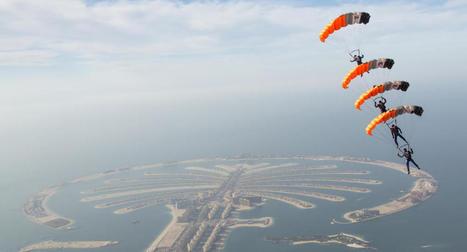 Bondues: le monde sous les pieds du champion Benoît Rotty | sautenparachute | Scoop.it