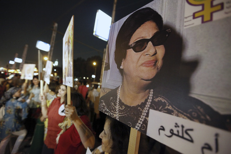 Drafting Egypt's Constitution Stalls on Women's Equality - Al-Monitor | The brain | Scoop.it
