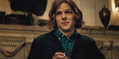 Jesse Eisenberg Has Finally Revealed If He's Appearing In Justice League Part One   Sci-Fi Talk   Scoop.it