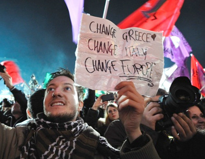 The Class Logic Behind Austerity Policies in the Euro-Area: Can SYRIZA Put Forward a Progressive Alternative? | Peer2Politics | Scoop.it