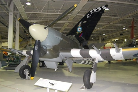 The one, the ONLY - Hawker Typhoon | Warbirds | Scoop.it