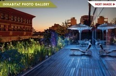 New Book Reveals New York Citys Most Elite &Elaborate Rooftop Gardens   Inhabitat New York City   Vertical Farm - Food Factory   Scoop.it
