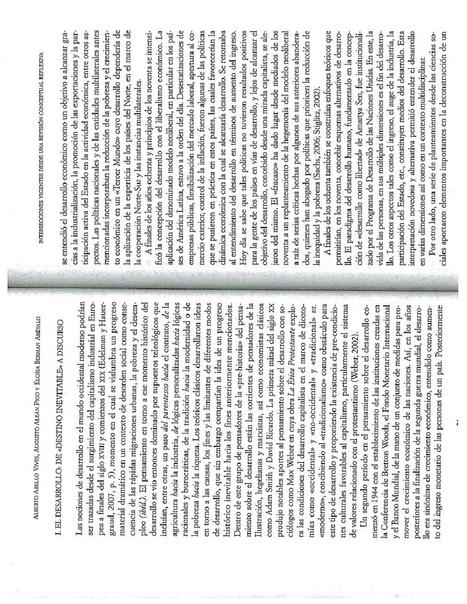 Cultura y desarrollo: intersecciones vigentes desde una revisión conceptual reflexiva | TOOLS Gestión Cultural | Scoop.it