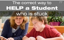 Motivating vs Enabling: How to Motivate Students When They are Stuck - | Tutorías: mejores prácticas | Scoop.it