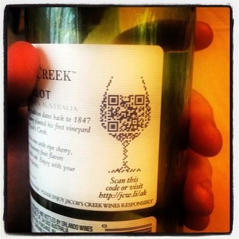 QR wine | QRdressCode | Scoop.it