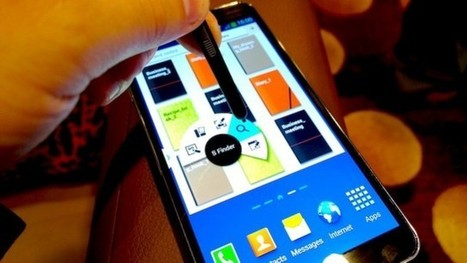 Samsung Galaxy Note 3 Australian Hands-On: Not Your Average Note | Tech Tools, Gadgets and Apps | Scoop.it