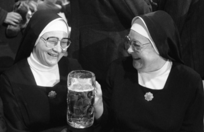 The Meditations of Europe's Last Brewmaster Nun | In The Name Of God | Scoop.it