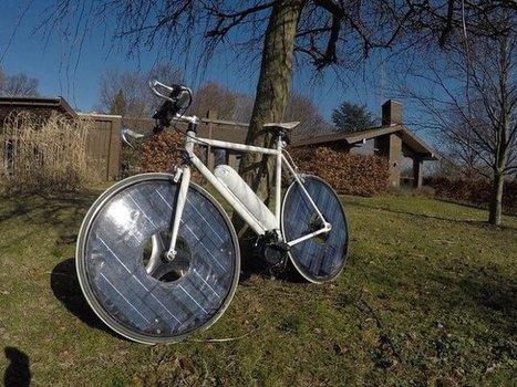 Solar Bike, le vélo électrique à l'énergie solaire   adzva   Scoop.it