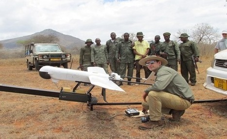 Tanzania: Use of Drones Approved As Anti-Poaching War Intensifies | Farming, Forests, Water, Fishing and Environment | Scoop.it