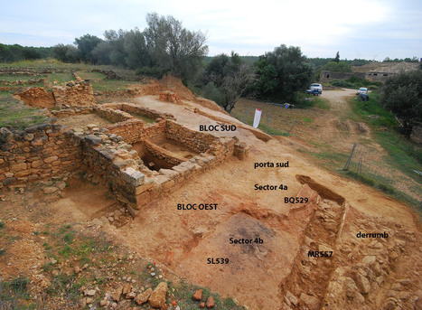 Excavacions arqueòlogiques a la plana de l'Alt Empordà: El jaciment ibèric de Mas Castellar de Pontós. Un edifici singular d'influència grega dins el territori de l'Empordà en època dels Ibers. | LVDVS CHIRONIS 3.0 | Scoop.it