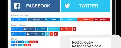 RRSSB botones para compartir en las redes sociales por MartinIglesias•eu | Diseño Web Coruña Martin Iglesias | Scoop.it