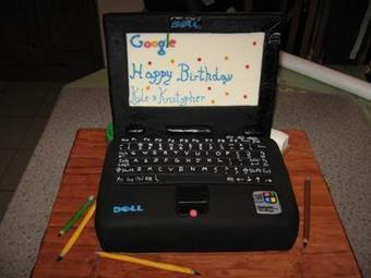 Laptop Birthday Cake Ideas   Gift Ideas That You Will Love!   Scoop.it