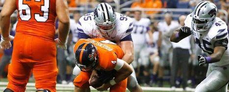 Joe Hubener, Kansas State keep it simple, wear down UTSA - College Football Nation Blog - ESPN | All Things Wildcats | Scoop.it