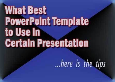 What Best PowerPoint Template Background to Use in Certain Presentation | Free Printables Templates to Download | Scoop.it