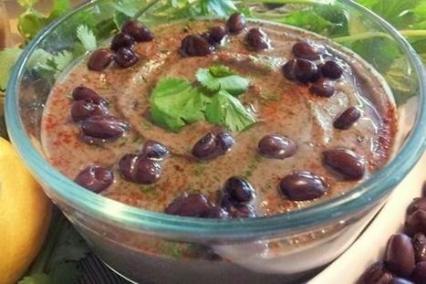 Vegan Recipe: Smoky Chipotle Black Bean Hummus - Eat. Drink. Better. | 4-Hour Body Bean Cookbook | Scoop.it