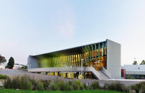 woods bagot: KIOSC green school in victoria, australia | Inspired By Design | Scoop.it