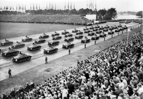 La gran bestia de la guerra cumple cien años | Anaquel de libros, blogs y videos | Scoop.it