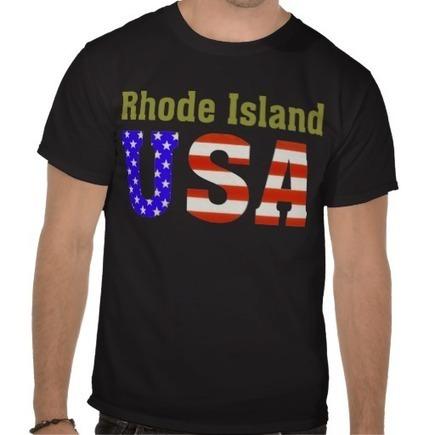 Rhode Island USA! Tshirts from Zazzle.com | Web Trek OT | Scoop.it