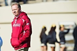 Schlabach: Another ugly exit for Petrino   Sports Ethics: TolesK   Scoop.it