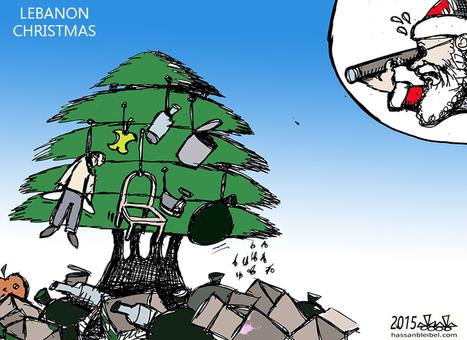 Le Liban va expédier ses ordures à l'étranger | Déchets & Assainissement | Scoop.it