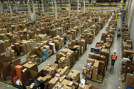 Amazon mulls setting up its 8th fulfillment center in India | Ecommerce logistics and start-ups | Scoop.it
