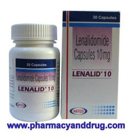 Generic Lenalid 10 mg (Lenalidomide Capsules)   Anti Cancer Medicine   Scoop.it
