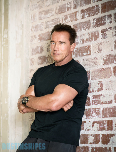 Arnold Schwarzenegger photo shoot | The blog of Los Angeles sports portrait photographer Dustin Snipes | Digital filmaking | Scoop.it