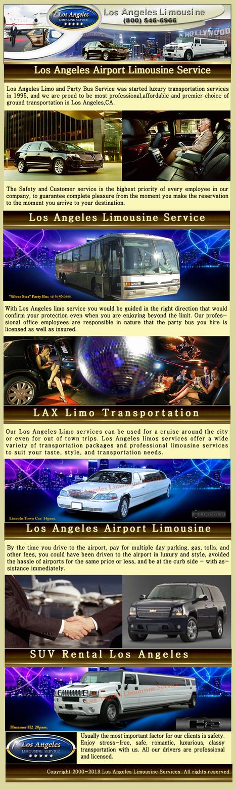 Los Angeles Airport Limousine Service | Los Angeles Airport Limousine Service | Scoop.it