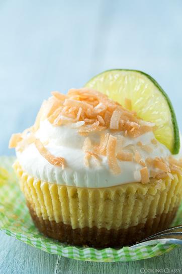 Coconut Key Lime Pie Cupcakes   Food   Scoop.it