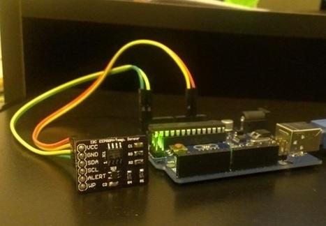 MCP9802 temperature sensor and Arduino :Embedded Lab   Arduino, Netduino, Rasperry Pi!   Scoop.it