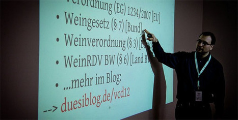 Links & Rechtsquellen zum Rebpflanzungsverbot/Anbaustopp | Vinocamp Deutschland 2012 | Scoop.it