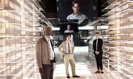 Transcendence review grand ideas rather than spectacle lie at its heart | Titans Entertainment | Scoop.it