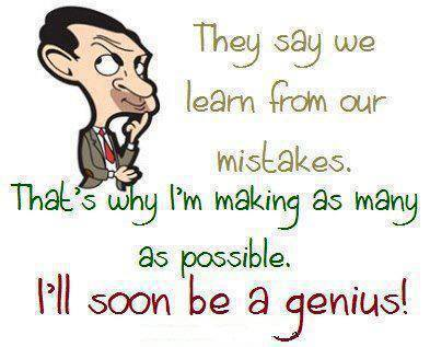 My English Scrapbook: Learning from Mistakes   Education   Scoop.it