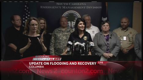 One Week Later: Government Agencies Continue Work on Recovery and Response ... - WCBD News 2 | Emergency Management | Scoop.it