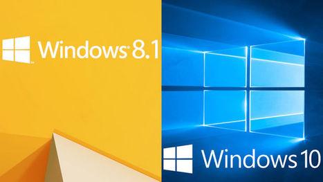 Windows 10 serait plus lent que Windows 8.1 - Ubergizmo FR | Geeks | Scoop.it