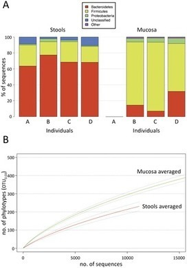 PLOS ONE: Alterations in the Colonic Microbiota in Response to Osmotic Diarrhea | Systems biology and bioinformatics | Scoop.it