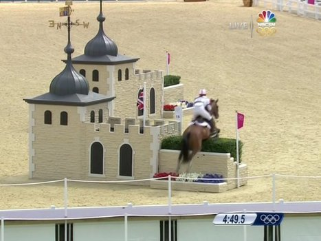The 12 craziest obstacles on the Olympic eventing course | Equestrian Olympics 2012 | Scoop.it