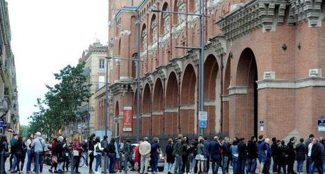 Avec le mauvais temps, ils ont profité de la «Nuit des musées» - ladepeche.fr | Musée des Augustins | Scoop.it