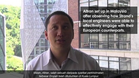 Strand Aerospace Malaysia - Business Circle | Aviation Industry | Scoop.it