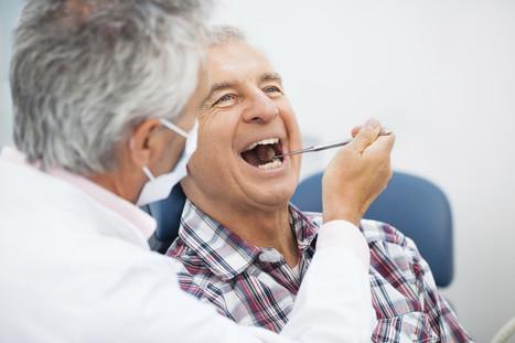 Alzheimer's Symptoms 'Linked To Gum Disease And Poor Dental Health' - Huffington Post UK   dentistry   Scoop.it