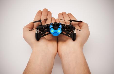 Twitter veut pouvoir contrôler un drone par tweets | Objets connectés, quantified self, TV connectée et domotique | Scoop.it