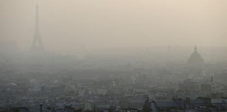 Pollution : l'alerte maximale maintenue | Smart Work & Smart Places | Scoop.it